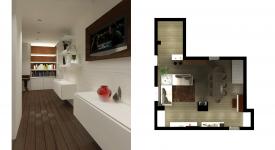 Appartamento inL